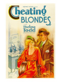 Cheating Blondes, 1933 Pósters