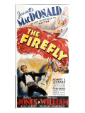 The Firefly, Jeanette Macdonald, 1937 Affiches