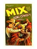 King Cowboy, 1928 Prints