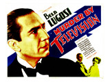 Murder by Television, 1935 Poster