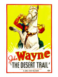 The Desert Trail, John Wayne, 1935 Photo