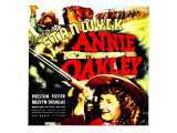 Annie Oakley, Moroni Olsen, 1935 Photo