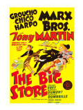 The Big Store, the Marx Brothers, 1941 Print