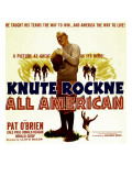 Knute Rockne-All American, Pat O&#39;Brien, 1940 Posters
