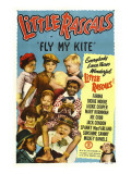 Fly My Kite, 1931 Poster