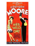Her Wild Oat, 3-Sheet Poster, 1927, Flirtation Photo