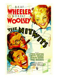 The Nitwits, Betty Grable, 1935 Affiches