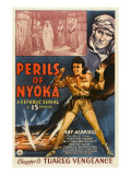 Perils of Nyoka, Kay Aldridge in &#39;Chapter 8: Tuareg Vengeance&#39;, 1942 Posters