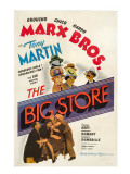 The Big Store, the Marx Brothers, 1941 Poster