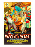 Way of the West, 1934 Poster