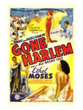Gone Harlem, Ethel Moses, 1938 Photo