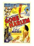 Gone Harlem, Ethel Moses, 1938 Poster