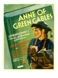 Anne of Green Gables, Anne Shirley on Window Card, 1934 Posters