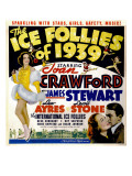 The Ice Follies of 1939 Posters