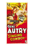The Singing Cowboy, Gene Autry, 1936 Posters