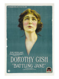 Battling Jane, Dorothy Gish, 1918 Photo