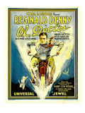 Oh, Doctor, (Aka Oh, Doctor!), Reginald Denny, 1925 Print