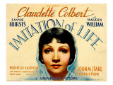 Imitation of Life, Claudette Colbert, 1934 Prints