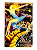 Flying Down to Rio, Midget Window Card, 1933 Posters