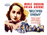 Beloved Enemy, 1936 Prints