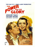 The Power and the Glory, Spencer Tracy, Colleen Moore, 1933 Posters