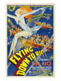 Flying Down to Rio, 1933 Poster