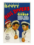 Hell Divers, Dorothy Jordan, Wallace Beery, Clark Gable, 1932 Photo