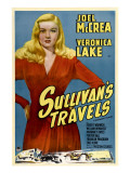 Sullivan&#39;s Travels, Veronica Lake, 1941 Photographie