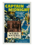 Captain Midnight, 'Chapter 6: Weird Waters', 1942 Photo