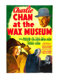 Charlie Chan at the Wax Museum, Sidney Toler (Top Right), Joan Valerie, Marc Lawrence, 1940 Photo