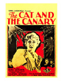 The Cat and the Canary, 1927 Prints