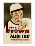 Alibi Ike, Joe E. Brown, 1935 Plakater