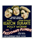 Passionate Plumber, Buster Keaton, Polly Moran, Jimmy Durante, 1932 Photo