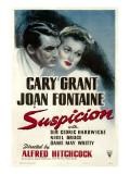 Suspicion, Cary Grant, Joan Fontaine, 1941 Photographie