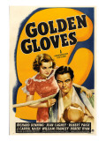 Golden Gloves, Jeanne Cagney, Richard Denning, 1940 Posters