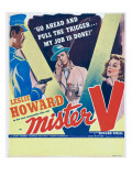 Pimpernel' Smith (Aka Mister V), 1941 Posters