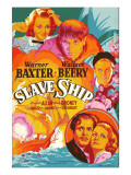Slave Ship, Jane Darwell, Wallace Beery, Mickey Rooney, Warner Baxter, Elizabeth Allan, 1937 Photographie