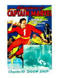 The Adventures of Captain Marvel, 1940 Posters