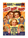 Sally, Irene and Mary, 1938 Posters