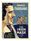 The Iron Mask, Foreground, 1929 Posters