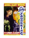 Lady from Chungking, Anna May Wong, 1942 Posters