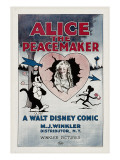 Alice the Peacemaker, 1924 Posters