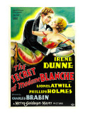 The Secret of Madame Blanche, Lionel Atwill, Irene Dunne, 1933 Psters