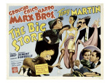 The Big Store, Harpo Marx, Chico Marx, Virginia O'Brien, Groucho Marx, 1941 Photo