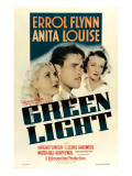 Green Light, Anita Louise, Errol Flynn, Margaret Lindsay, 1937 Prints