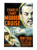 Charlie Chan&#39;s Murder Cruise, Marjorie Weaver, Robert Lowery, Sidney Toler, 1940 Posters