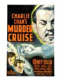 Charlie Chan's Murder Cruise, Marjorie Weaver, Robert Lowery, Sidney Toler, 1940 Photo