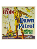 The Dawn Patrol, Errol Flynn, 1938 Posters