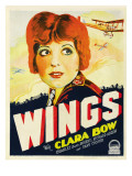 Wings, Clara Bow, 1927 Prints