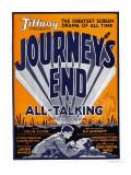 Journey's End, Window Card, 1930 Posters
